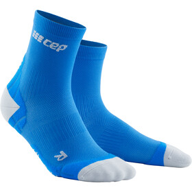 cep Ultralight Calcetines Cortos Hombre, electric blue/light grey